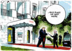 Jack Ohman  Jack Ohman's Editorial Cartoons 2018-04-04 Donald Trump and Russia