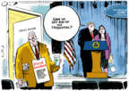 Jack Ohman  Jack Ohman's Editorial Cartoons 2018-05-10 freedom of the press