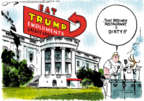 Jack Ohman  Jack Ohman's Editorial Cartoons 2018-06-26 emoluments clause