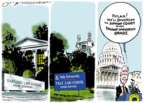 Jack Ohman  Jack Ohman's Editorial Cartoons 2018-07-11 Mitch McConnell
