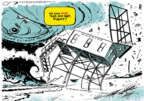 Jack Ohman  Jack Ohman's Editorial Cartoons 2018-10-16 climate change