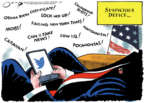 Jack Ohman  Jack Ohman's Editorial Cartoons 2018-10-25 Obama administration