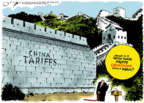 Jack Ohman  Jack Ohman's Editorial Cartoons 2019-05-14 immigration