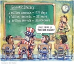 Matt Wuerker  Matt Wuerker's Editorial Cartoons 2009-03-24 million