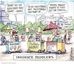 Matt Wuerker  Matt Wuerker's Editorial Cartoons 2009-07-13 foot
