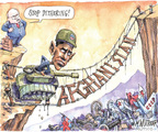 Matt Wuerker  Matt Wuerker's Editorial Cartoons 2009-10-27 Bush administration