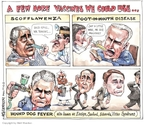 Matt Wuerker  Matt Wuerker's Editorial Cartoons 2009-11-16 foot
