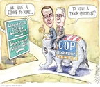 Matt Wuerker  Matt Wuerker's Editorial Cartoons 2010-02-24 Mitch McConnell
