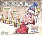 Matt Wuerker  Matt Wuerker's Editorial Cartoons 2010-05-20 Mitch McConnell