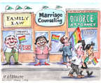 Matt Wuerker  Matt Wuerker's Editorial Cartoons 2015-06-29 gay rights