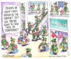 Matt Wuerker  Matt Wuerker's Editorial Cartoons 2015-08-03 million