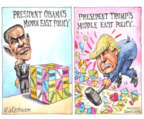 Matt Wuerker  Matt Wuerker's Editorial Cartoons 2015-12-17 Yemen