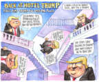 Matt Wuerker  Matt Wuerker's Editorial Cartoons 2016-09-27 million
