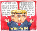 Matt Wuerker  Matt Wuerker's Editorial Cartoons 2017-01-13 2016 election