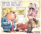 Matt Wuerker  Matt Wuerker's Editorial Cartoons 2017-07-21 2016 Election Donald Trump