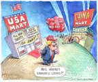 Matt Wuerker  Matt Wuerker's Editorial Cartoons 2018-06-27 China