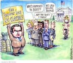 Matt Wuerker  Matt Wuerker's Editorial Cartoons 2008-06-02 Bush administration