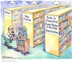 Matt Wuerker  Matt Wuerker's Editorial Cartoons 2008-05-29 Bush administration