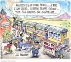 Matt Wuerker  Matt Wuerker's Editorial Cartoons 2008-09-23 Bush administration