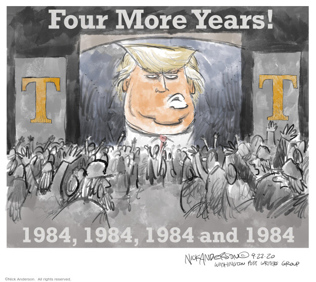 Four more years! T.