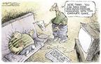 Nick Anderson  Nick Anderson's Editorial Cartoons 2004-05-06 high
