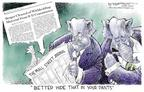 Nick Anderson  Nick Anderson's Editorial Cartoons 2004-08-05 newspaper