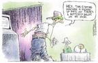 Nick Anderson  Nick Anderson's Editorial Cartoons 2004-08-07 election
