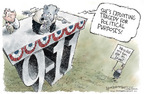 Nick Anderson  Nick Anderson's Editorial Cartoons 2005-08-19 September 11, 2001