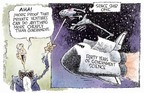Nick Anderson  Nick Anderson's Editorial Cartoons 2004-10-06 aircraft carrier