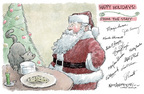 Nick Anderson  Nick Anderson's Editorial Cartoons 2005-12-25 newspaper