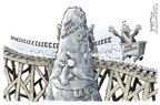 Nick Anderson  Nick Anderson's Editorial Cartoons 2006-01-12 accident