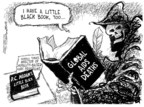 Nick Anderson  Nick Anderson's Editorial Cartoons 2007-05-06 black