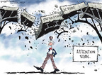 Nick Anderson  Nick Anderson's Editorial Cartoons 2007-08-05 accident