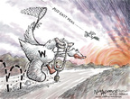 Nick Anderson  Nick Anderson's Editorial Cartoons 2007-11-27 Israel