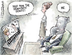 Nick Anderson  Nick Anderson's Editorial Cartoons 2008-01-23 2008 debate