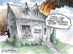 Nick Anderson  Nick Anderson's Editorial Cartoons 2008-03-26 real estate