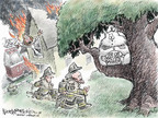 Nick Anderson  Nick Anderson's Editorial Cartoons 2008-04-06 federal