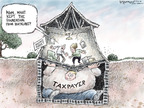 Nick Anderson  Nick Anderson's Editorial Cartoons 2008-09-09 tax