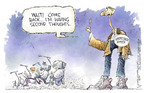 Nick Anderson  Nick Anderson's Editorial Cartoons 2004-11-03 election