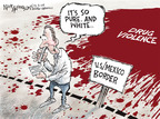 Nick Anderson  Nick Anderson's Editorial Cartoons 2009-03-03 traffic