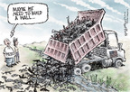Nick Anderson  Nick Anderson's Editorial Cartoons 2009-03-26 traffic