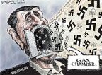 Nick Anderson  Nick Anderson's Editorial Cartoons 2009-04-22 Israel