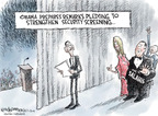 Nick Anderson  Nick Anderson's Editorial Cartoons 2010-01-10 air travel security