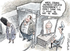 Nick Anderson  Nick Anderson's Editorial Cartoons 2010-01-12 air travel security