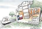 Nick Anderson  Nick Anderson's Editorial Cartoons 2010-03-11 civil liberty