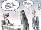 Nick Anderson  Nick Anderson's Editorial Cartoons 2010-10-15 rights of women