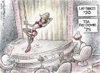 Nick Anderson  Nick Anderson's Editorial Cartoons 2010-11-18 $20