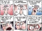 Nick Anderson  Nick Anderson's Editorial Cartoons 2011-07-26 federal