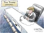 Nick Anderson  Nick Anderson's Editorial Cartoons 2011-12-11 2012 debate