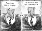 Nick Anderson  Nick Anderson's Editorial Cartoons 2012-03-10 rights of women